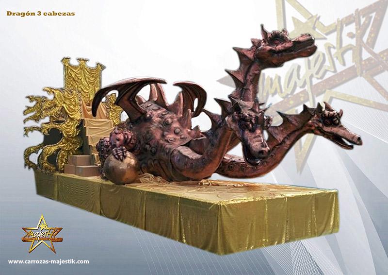 Carroza Dragon