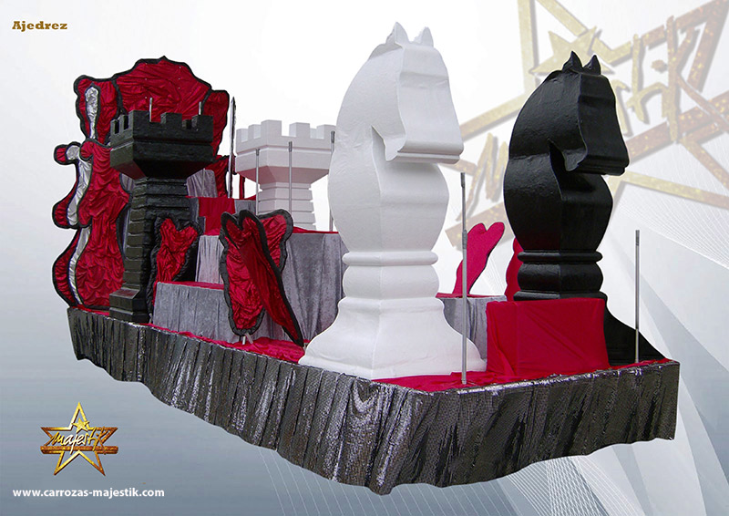 Carroza ajedrez