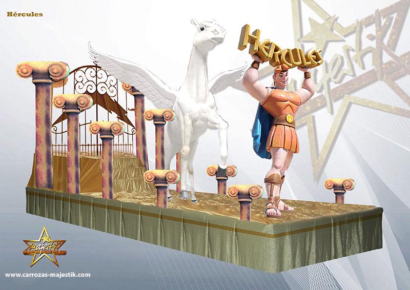 Carroza infantil Hercules