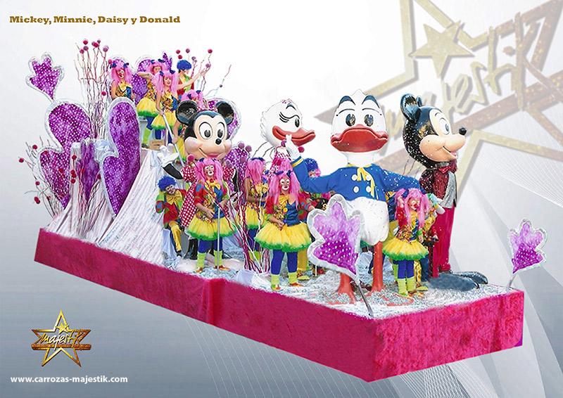 Carroza Disney