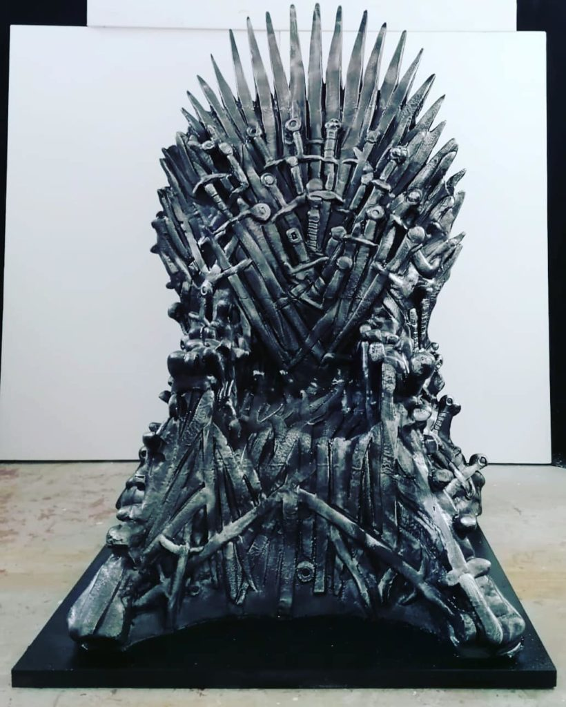 carrozas Juego de tronos
