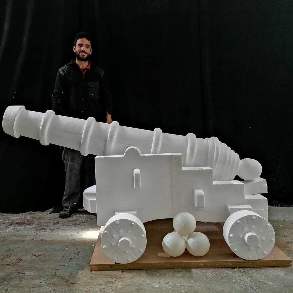 Diseño de carrozas