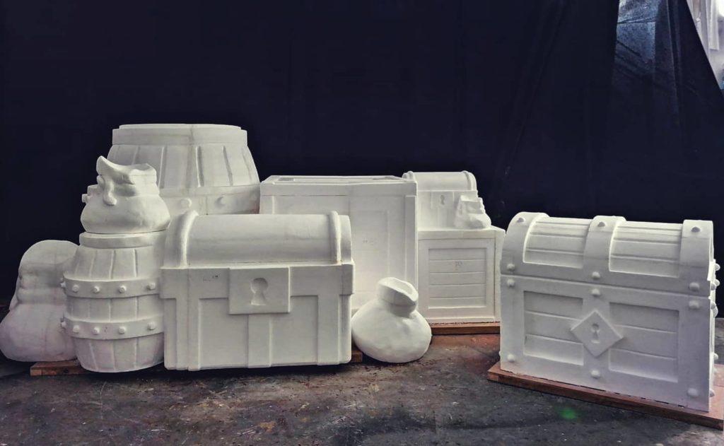 Fabricación de carrozas